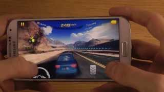 Asphalt 8: Airborne - Audi S4 Samsung Galaxy S4 HD Gameplay Review