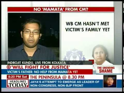 Parents of Kolkata gangrape victim to meet Pranab Mukherjee