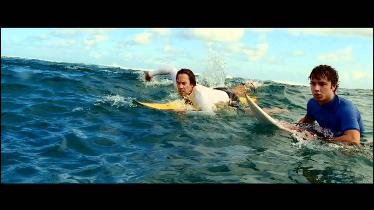 Soul Surfer Shark Attack - YouTube