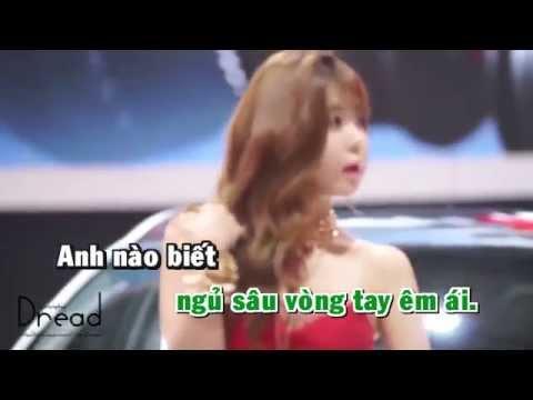 Tình Thôi Xót Xa Karaoke Remix - Châu Khải Phong