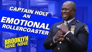 Captain Holt An Emotional Rollercoaster | Brooklyn Nine-Nine