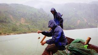 BẮT, CÂU CÁ SÔNG ĐÀ - Phần 2 ( Black River Fishing )