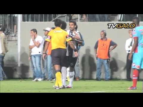 03/04/2013 Galo volta a golear o Arsenal e segue 100% na Copa Bridgestone Libertadores!
