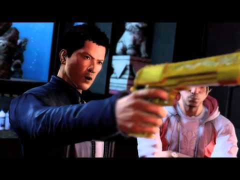 Sleeping Dogs Launch Trailer