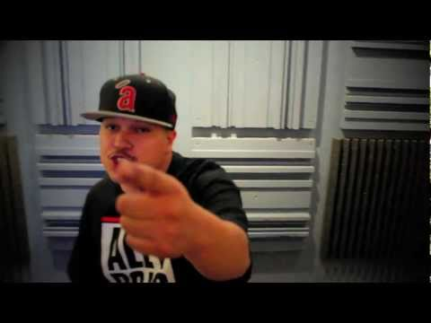 Chicano rap Mav ( chingo bling lucky luciano 2011) n stern savage Freestyle video