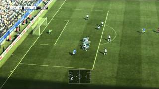 PES 2012 AMD Radeon HD 6670 gameplay