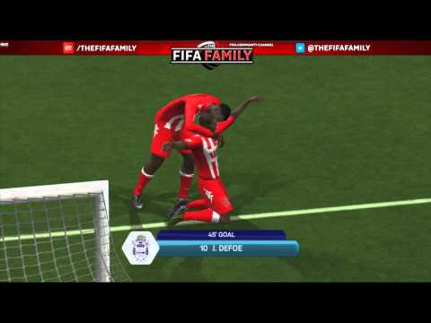 FIFA 14 | Inform Jermaine Defoe Player Review! [NEXT GEN]