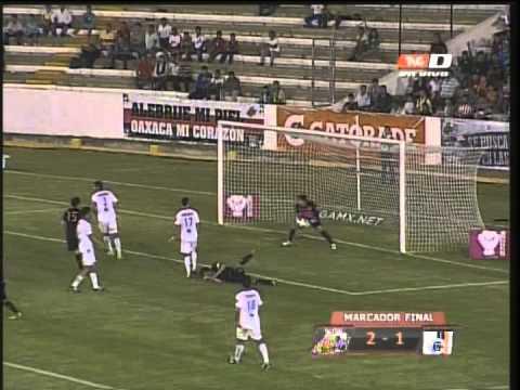Oaxaca 2-1 Queretaro FC