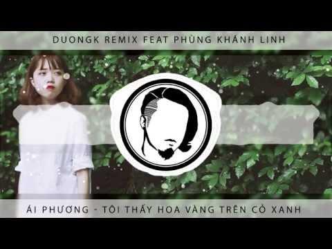 Châu Đăng Khoa - Tôi Thấy Hoa Vàng Trên Cỏ Xanh (DuongK remix feat. Phùng Khánh Linh)