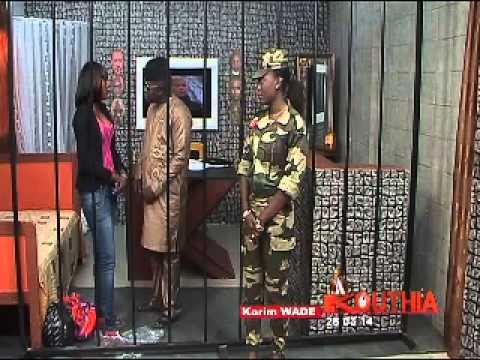 Kouthia Show -  Karim Wade -  28 Mars 2014