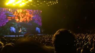 Free Fallin' - John Mayer concert - Columbus, OH