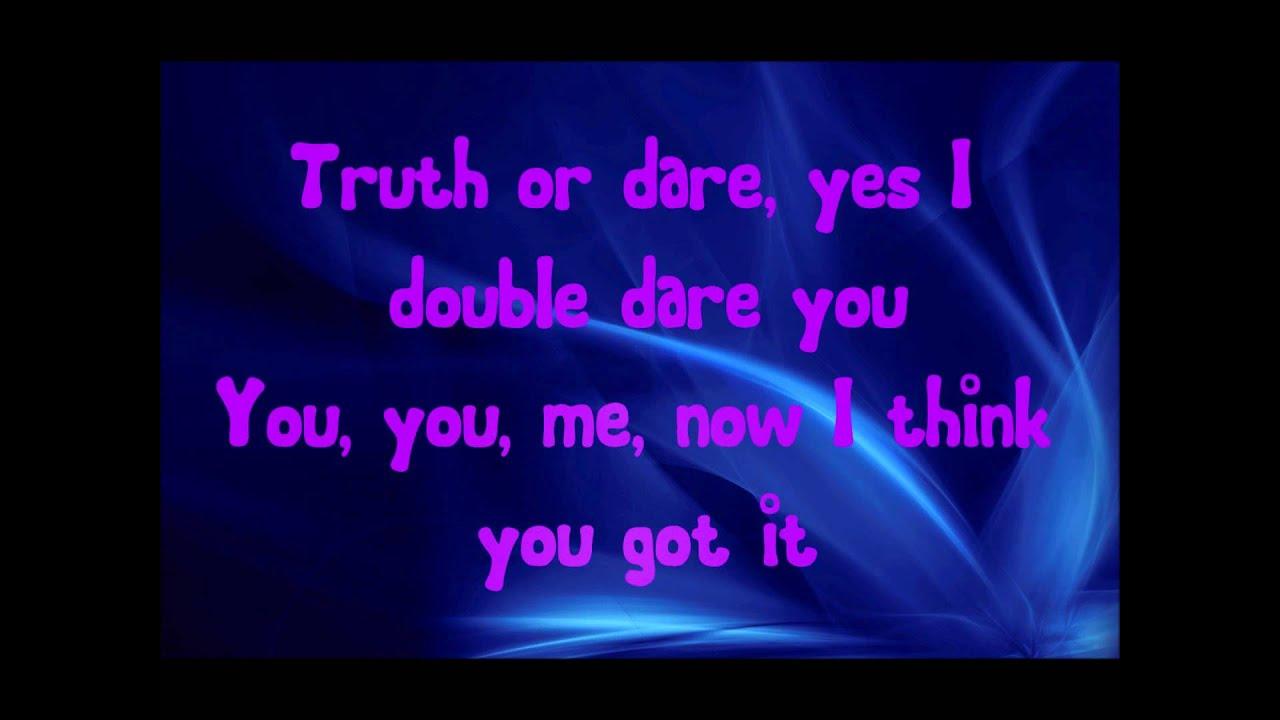 Truth Or Dare Lyrics