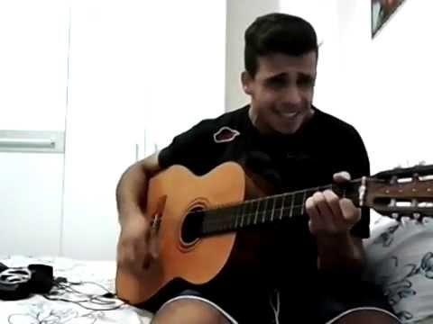 Victor Magioni cantando (Eduardo Costa) Doeu !!