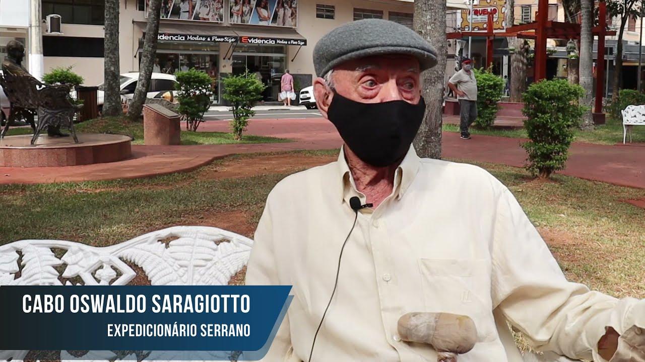 Dia da Vitória - Homenagem a Oswaldo Saragiotto