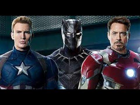 Captain America cCivil War: Behind the Scenes - Scarlett Johansson, Chris Evans