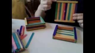 Manualidades para niños - Joyero de paletas de helado - ChispiKids