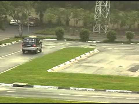 Học lái xe vũng tàu 01272.659.659 video Sathach lái xe có cảm biến.