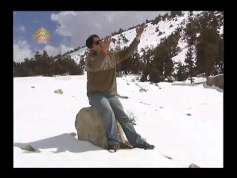 Pashto song Pa De Bara Ki by Hazara singer  Muzaffar Abbas Khorasani for PTV Quetta