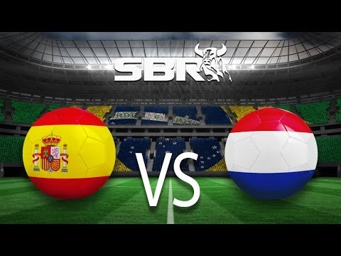 Spain vs Netherlands 13.06.14 | Group B World Cup 2014 Preview