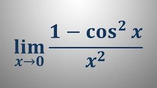 Limita trigonometrične funkcije 9