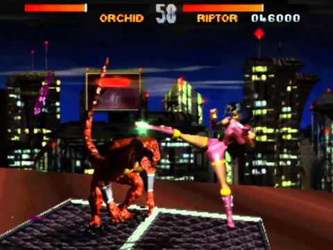 Arcade Killer Instinct GamePlay