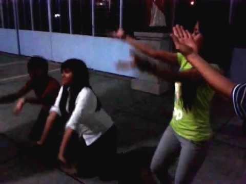 Tập múa: