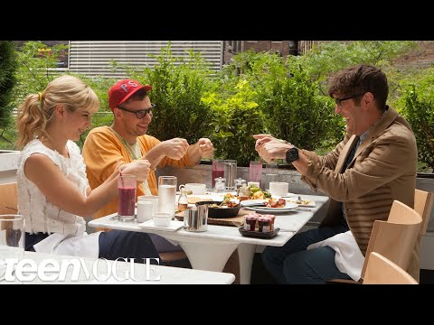 Fun. Guitarist Jack Antonoff and Designer Rachel Antonoff  -- Breakfast with Bevan -- Teen Vogue