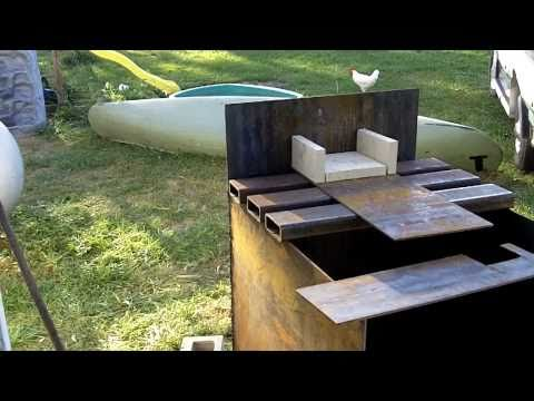 diy outdoor wood gasification boiler woodguides