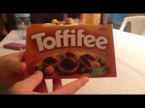 First Taste: Storck Toffifee Caramel Candies
