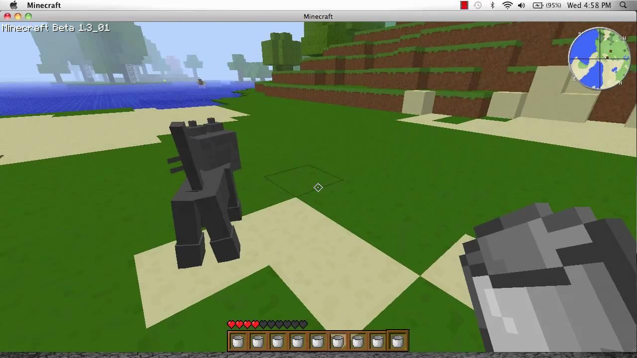 Minecraft Mod    Battle Cats
