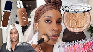 Spend the Day with Me in Paris! WITH DIOR!!!!!! | Jackie Aina