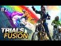 MINI GOLF IN SPACE Trials Fusion w Nick