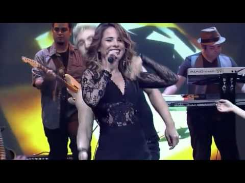 Wanessa - Shine It On no Programa do Jô