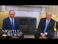 Israeli PM's Brother-In-Law, A Settlement Founder, Calls Trump A Gift From God | NBC Nightly News
