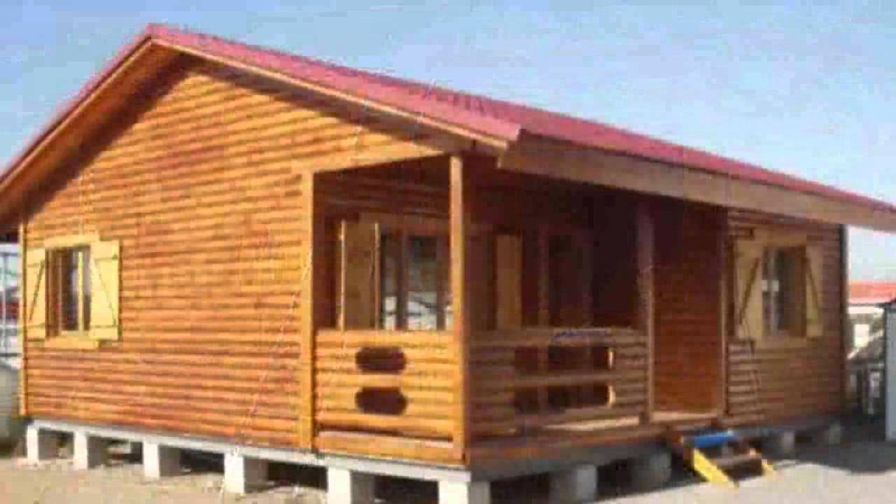 Venta de casas de madera en andaluc a almer a c diz - Casas modulares sevilla ...