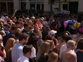Raw: Minute of Silence in Manchester