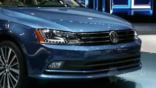 2015 VW Jetta 2014 New York Auto Show