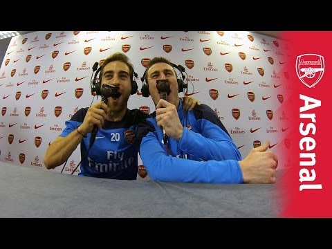 UnClassic Commentary | Mathieu Flamini & Laurent Koscielny