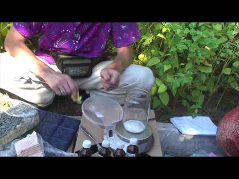 Изготовление натурального мыла (20.09.2010)