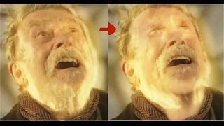 [Doctor Who - John Hurt Regenerates into Christopher Eccelsto...] Video