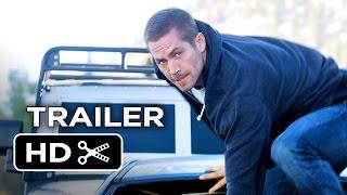 Furious 7 Official Trailer #1 (2015) Vin Diesel, Paul
