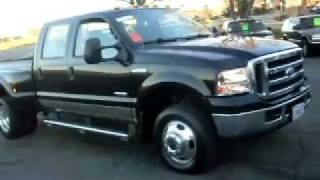 2005 Ford F350 XLT, Crew Cab 4dr, 4x4, DIESEL, Dually With