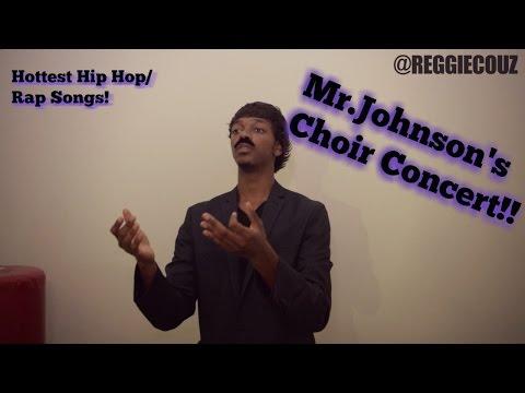 Mr.Johnson's Choir Concert!