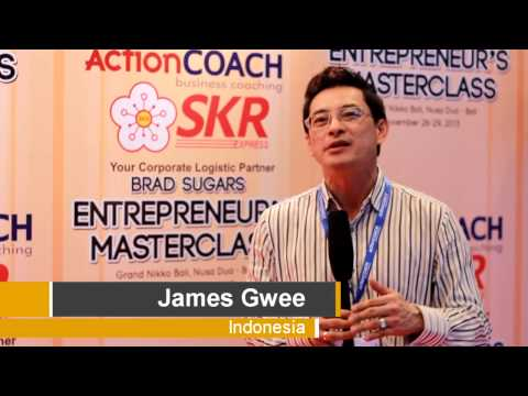 ACTION COACH MASTERCLASS 2013