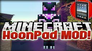 Minecraft: Mod Showcase HoonPad MOD 1.6.2 !
