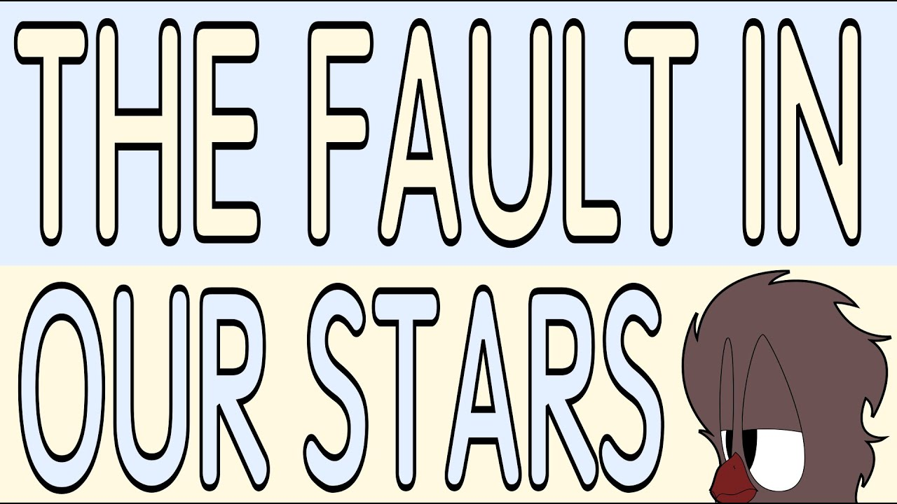 the fault in our stars analysis pdf