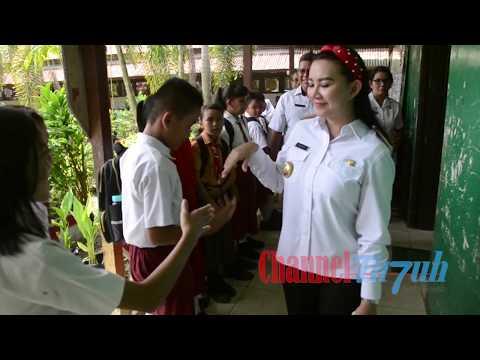 Bupati Landak Resmikan Tiga Sekolah Hijau