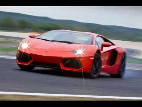 Autocar Tests Drifts 2012 New Lamborghini Aventador 6.5 V12 690 BHP Steve Sutcliffe Review HQ