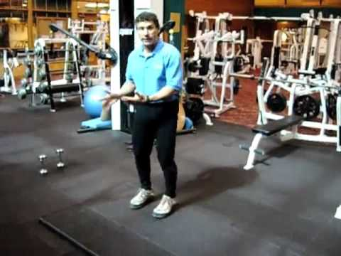 Lower Body Phase 2 - Ski Exercise Fitness Video 8 of 15