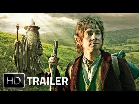 DER HOBBIT Trailer 2 German Deutsch HD 2012